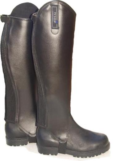 Stiefelschäfte LEDER Extra Weit Übergröße XXXL 45-50