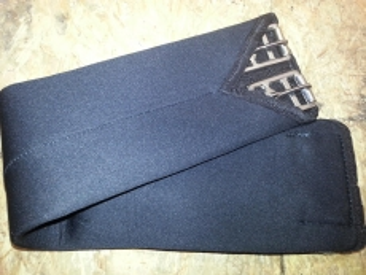 Sattelgurt Neopren 40-60 cm Minishetty - Shetty / Pony