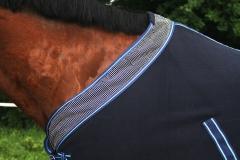 Tysons Deal Anti Pilling Fleece  Warakass 2 Farben GLITZER Paradedecke 155 165 cm ab 19.99 !